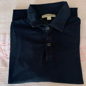 Burberry men polo